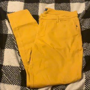 Old Navy Color pop Skinny Jeans